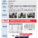 照射試験レポート_大腸菌